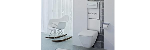 sanitairblog.nl nieuws Laufen inbouwframes en bedieningsplaten 1