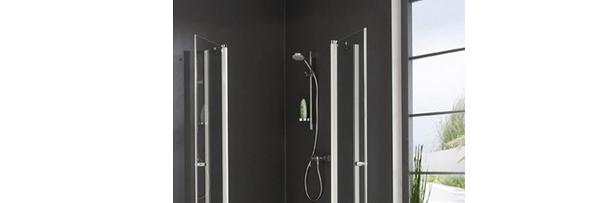 sanitairblog.nl nieuws Hüppe Design elegance douchewand 2
